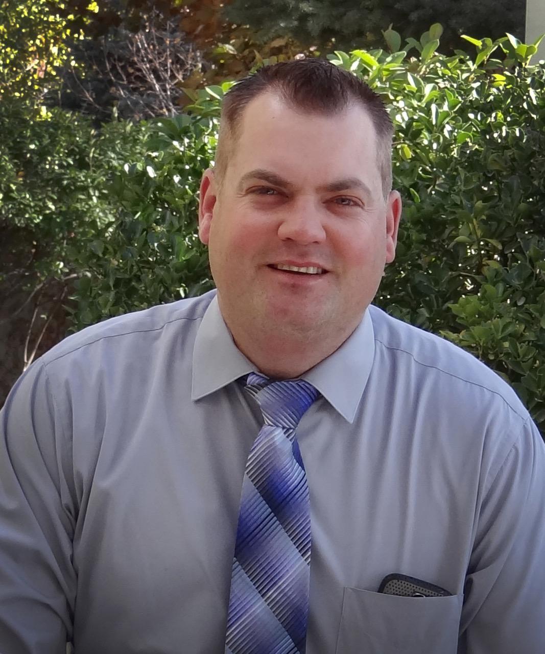 Brad A. Hague